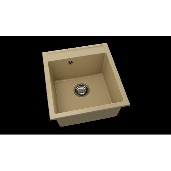 Единична мивка Авангард Fat 224 Кухненски мивки
