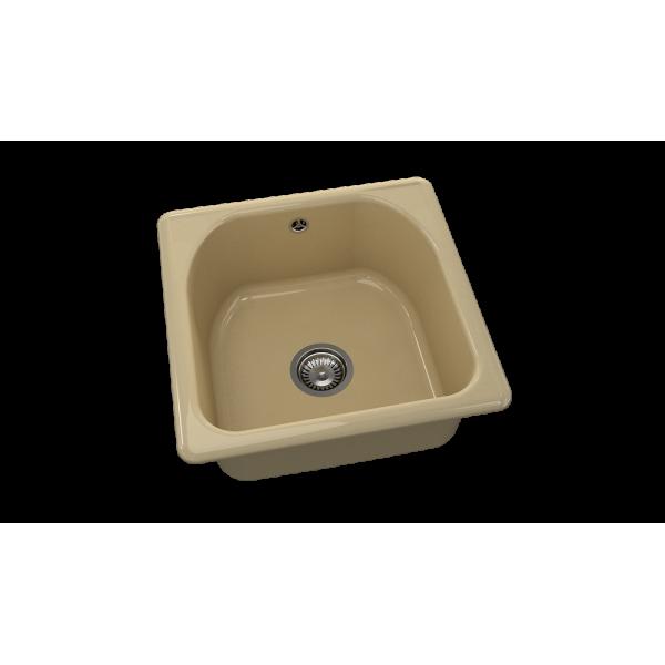 Единична мивка Класик Fat 208 Кухненски мивки