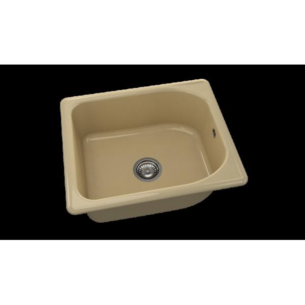 Единична мивка Класик Fat 210 Кухненски мивки