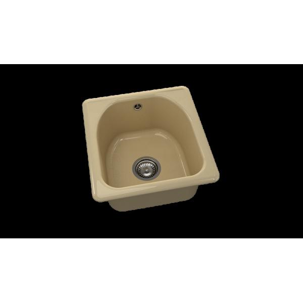 Кръгла мивка Класик Fat 217 Кухненски мивки