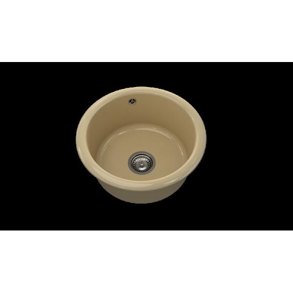 Кръгла мивка Класик Fat 206 Кухненски мивки