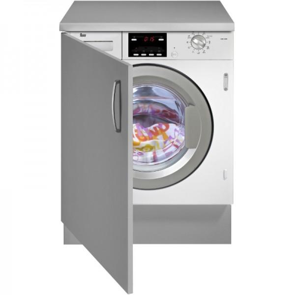 Перална машина за вграждане Teka LI2 1260, клас А++, 1200 об, 11 програми Уреди за вграждане