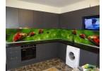 ъглова мивка за кухня