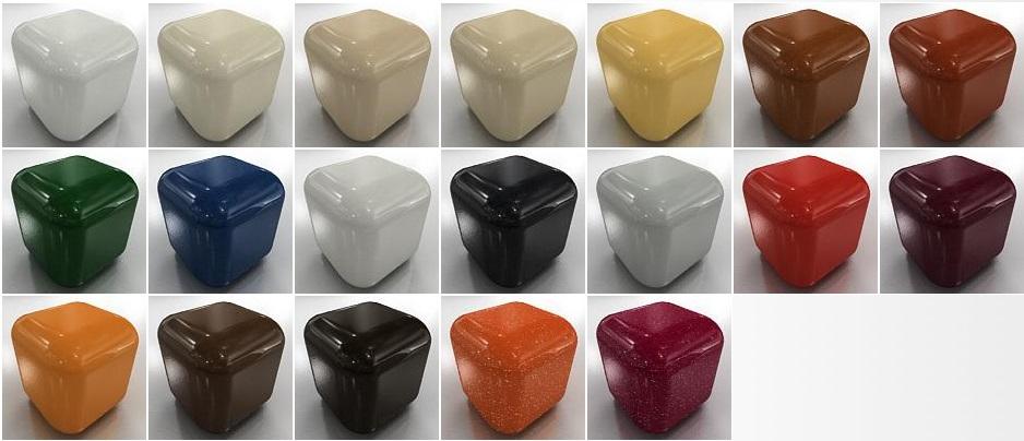 Цветове за полимермраморни мивки