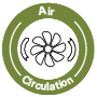 ABELL LATEX двулицев матрак с въздушна циркулация - Матраци от Велев Стил